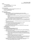 SOC316H5 Lecture Notes - Lecture 4: Gilles Deleuze, Street Light, Jeremy Bentham