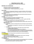 Kinesiology 1080A/B Lecture Notes - Superior Colliculus, Penfeld, Evoked Potential