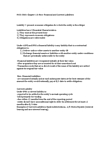 Management and Organizational Studies 3361A/B Lecture Notes - Contract, Canada Pension Plan, Financial Statement