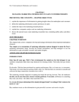 ADMS 2200 Chapter Notes - Chapter 5: Global Marketing, Sample Size Determination, Marketing Intelligence