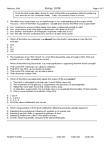 Biology 1202B Study Guide - Psychrophile, Panspermia, Cell Membrane