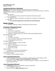 BUS 2090 Lecture Notes - Electronic Body Music, Flat Organization, Human Capital