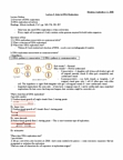 BIO120H1 Lecture Notes - Lecture 15: Histidine, Only Time, X-Ray Crystallography