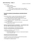 Psychology 2320A/B Lecture Notes - Longitudinal Study, National Comorbidity Survey, Procrustes