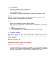 BIOL 1090 Chapter Notes - Chapter 9: Microfilament, Platelet, Cytokinesis