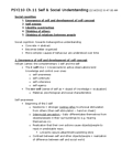 PSY210H1 Study Guide - Stereotype Threat, Entrust, Attachment Parenting