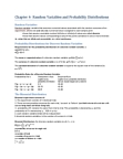 STAT 2060 Chapter Notes - Chapter 4: Probability Plot, Central Limit Theorem, Statistic