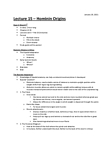 ANT203Y1 Lecture Notes - Lecture 15: Canine Tooth, Olduvai Gorge, Australopithecus