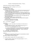 Music 1649A/B Lecture Notes - Leading-Tone, Roman Numerals, Tritone