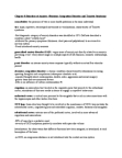 PSY346H5 Chapter Notes - Chapter 8: Tourette Syndrome, Generalized Anxiety Disorder, Anxiety Disorder