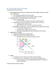 ECON 1000 Lecture Notes - Price Ceiling, Deadweight Loss, Price Floor