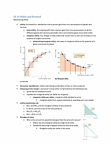 ECON 1000 Lecture Notes - Marginal Utility, Economic Surplus, Indifference Curve