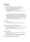 SOC102H1 Lecture Notes - Whitehall Study, Mental Disorder, Birth Weight