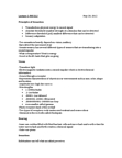 PSY312H5 Lecture Notes - Lecture 5: Electromagnetic Radiation, Neural Adaptation, Rhodopsin