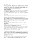 TRN125Y1 Lecture Notes - Mary Mallon, Toxic Shock Syndrome, Yellow Fever