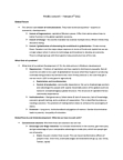 POLB81H3 Lecture Notes - Lecture 5: Comparative Advantage, Human Capital, Good Governance