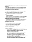 EESA10H3 Lecture Notes - Municipal Solid Waste, Industrial Waste, Sewage Treatment
