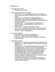 Psychology 1000 Lecture Notes - Humanistic Psychology, Aerobic Exercise, Generalized Anxiety Disorder
