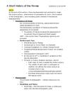INI100H1 Chapter Notes -Stroboscope, Optical Phenomena, Praxinoscope