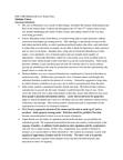 SDS131R Study Guide - Midterm Guide: Comparative Advantage, Xenophobia, Nepotism
