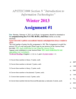 ITEC 1000 Study Guide - Quiz Guide: Nuclear Weapon, Pict, Xml