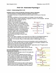 PHGY 210 Lecture Notes - Lecture 2: Jewish General Hospital, Propylthiouracil, Iodine-131