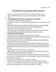 PSYC 3690 Lecture Notes - Lecture 2: Health Promotion, Pap Test, Medieval Commune