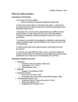 POLS 110 Lecture Notes - Rulemaking