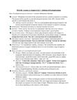 PSYC06H3 Study Guide - Midterm Guide: Lightning, Startle Response, Psychophysiology