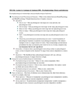PSYC06H3 Study Guide - Midterm Guide: Strong Inference, Dependent And Independent Variables, Psychophysiology