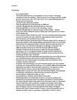 PSYCH101 Lecture Notes - Cognitive Revolution, Clinical Psychology, Cognitive Psychology