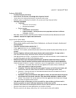 SOC 2106 Lecture Notes - Homicide, Fisting, Anomie