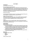 BIOC19H3 Lecture Notes - Arginine, Photographic Film, Chromatin