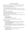 Management and Organizational Studies 3363A/B Lecture Notes - Fiduciary, Financial Audit, Auditing Standards Board