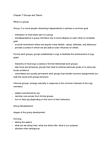 MGHB02H3 Chapter Notes - Chapter 7: Psychological Contract, W. M. Keck Observatory, Final Offer