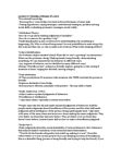 PSYC 473 Lecture Notes - Blood Sugar, Descriptive Knowledge, Social Desirability Bias