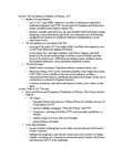 HIST 325 Lecture Notes - War Measures Act, Peace Churches, English Canada