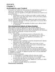 PSYC 473 Chapter Notes - Chapter 2: Epiphenomenon, Impression Management, Synchronicity