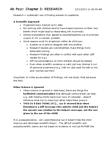 Psychology 2320A/B Chapter Notes - Chapter 3: Intellectual Disability, Electrophysiology, Psychopathology