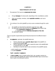 LAW 122 Lecture Notes - Strict Liability, Contributory Negligence