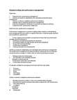 ACCT 301 Lecture Notes - Agreed Framework, Performance Management, Profit Sharing