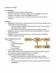 Physiology 2130 Lecture Notes - Extracellular Fluid, Negative Feedback, Blood Plasma