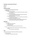 Anthropology 1020E Lecture Notes - Maya Civilization, Nabonidus, Human Events