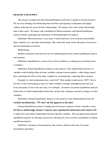 BSEN 401 Lecture Notes - Ceteris Paribus, Microeconomics, Atomism