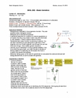 BIOL 202 Lecture Notes - Reductionism, International Hapmap Project, Haplotype