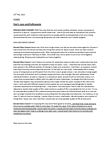 PHLB09H3 Lecture Notes - Palliative Sedation, The Main Point, Involuntary Euthanasia