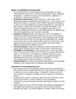 PSY240H1 Chapter Notes - Chapter 1: Intellectual Disability, Abnormal Psychology, Brain Fever