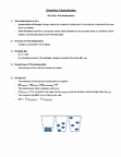 CHEM 1020U Study Guide - Final Guide: Kelvin, Trigonal Planar Molecular Geometry, Thermodynamics