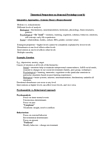 Psychology 2310A/B Lecture Notes - John Bowlby, Limbic System, Attachment Theory