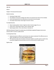 GMS 522 Lecture Notes - Lecture 4: Big Mac Index, World Economy, Infant Mortality